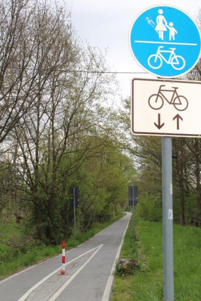 Wichtige Hürde für Bahnradweg ist genommen