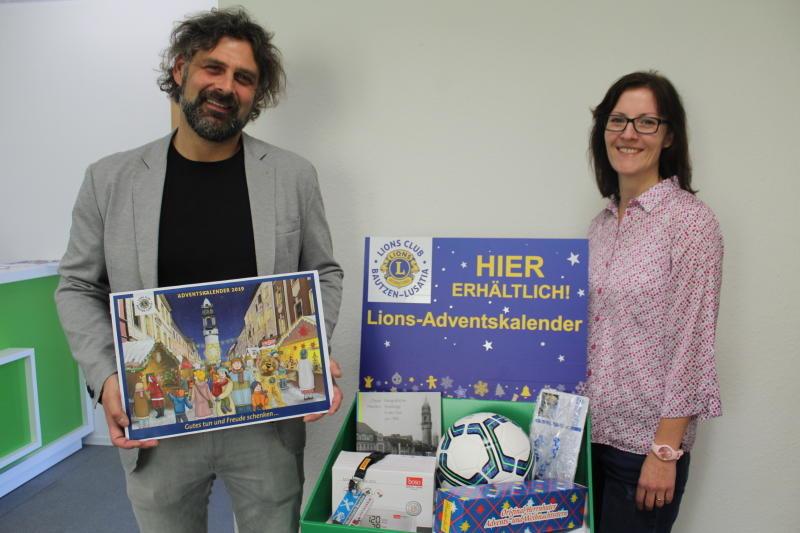 Lions erschließen neue Geldquelle für Kinderprojekt