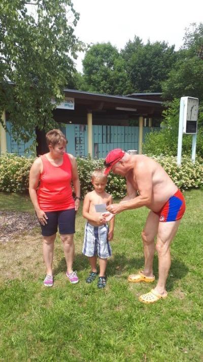 Kinderschwimmen vorerst gesichert