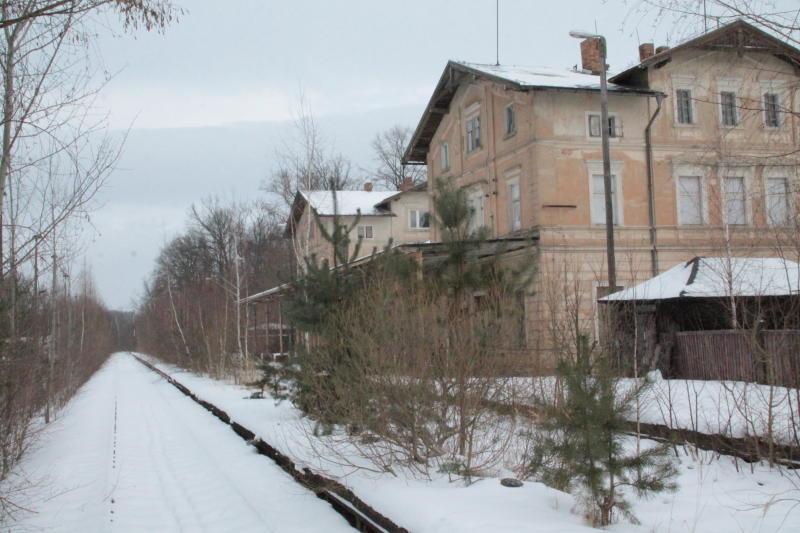 Großpostwitz ringt um Millionenzuschuss für seinen Bahnhofsumbau