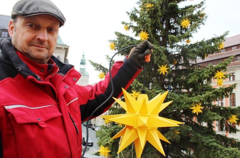 Ein Hauch von Weihnachten liegt über Bautzen