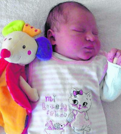 Das Neujahrsbaby heißt Magdalena