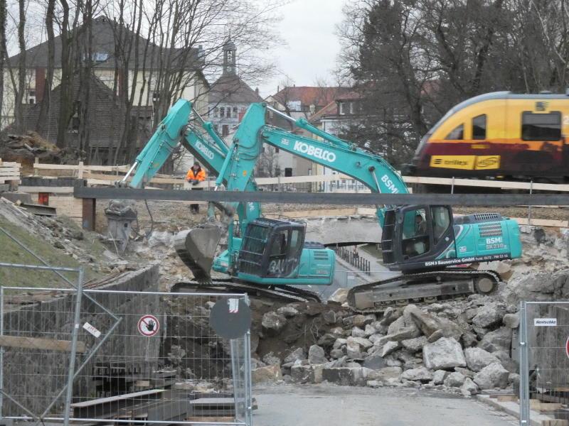 Warum die Brücke nicht größer wird