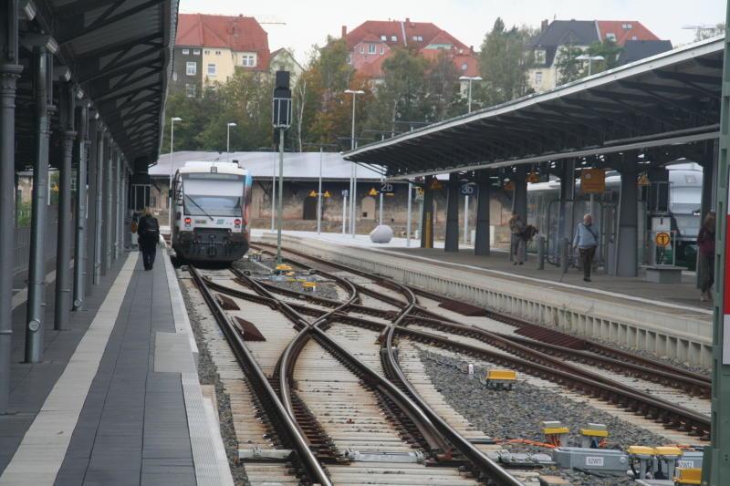 Bahnhof für zig Millionen Euro saniert