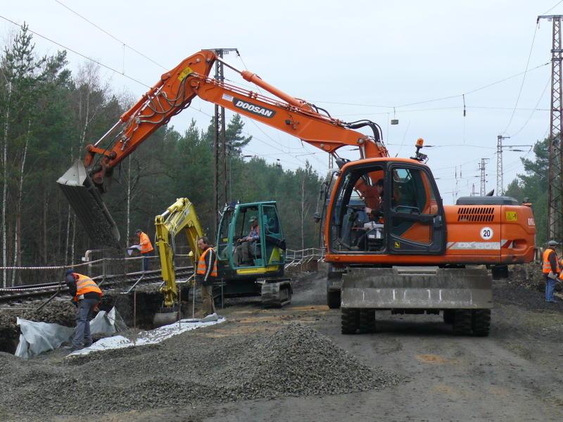 Grünes Licht für Strecke Niesky–Horka