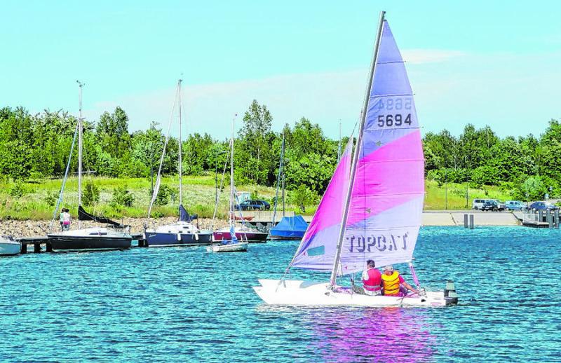 Berzdorfer See: Görlitz investiert Millionen!