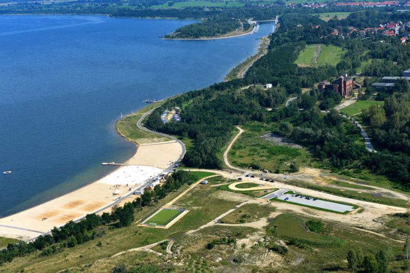 Berzdorfer See schon Mitte 2018 schiffbar?