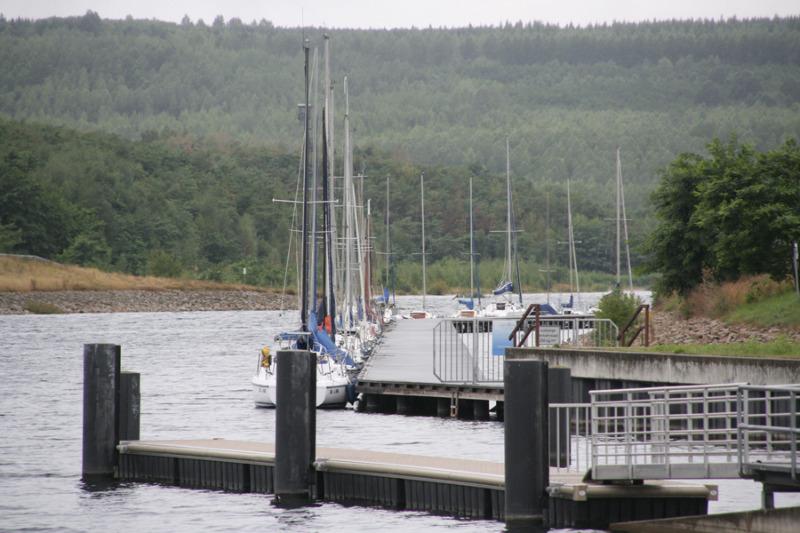 Am Berzdorfer See beginnt jetzt das große Bauen