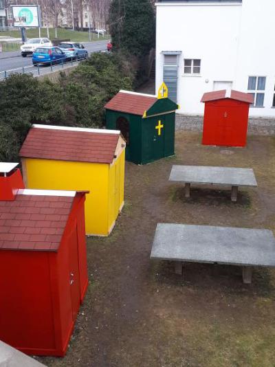 Kinderstadt vollständig saniert