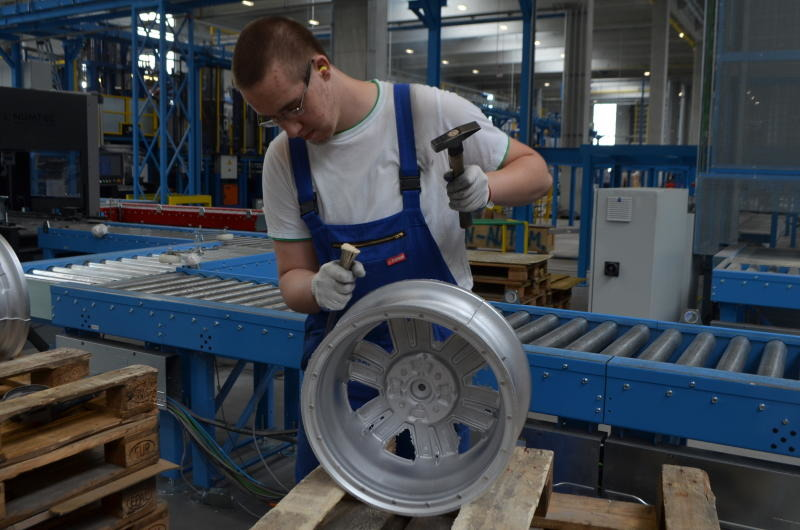 Borbet eröffnet Werk Kodersdorf