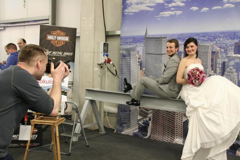 Brautpaare für Messe gesucht