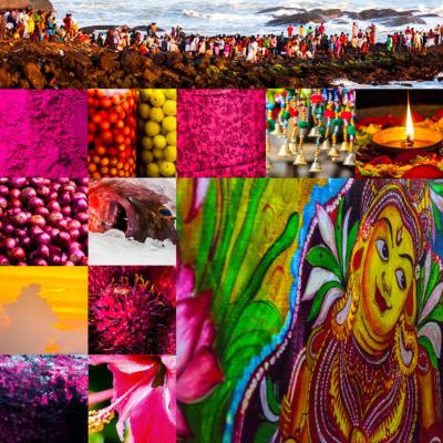 Indien – ein Land der 1.000 Farben in einer opulenten Bilderschau