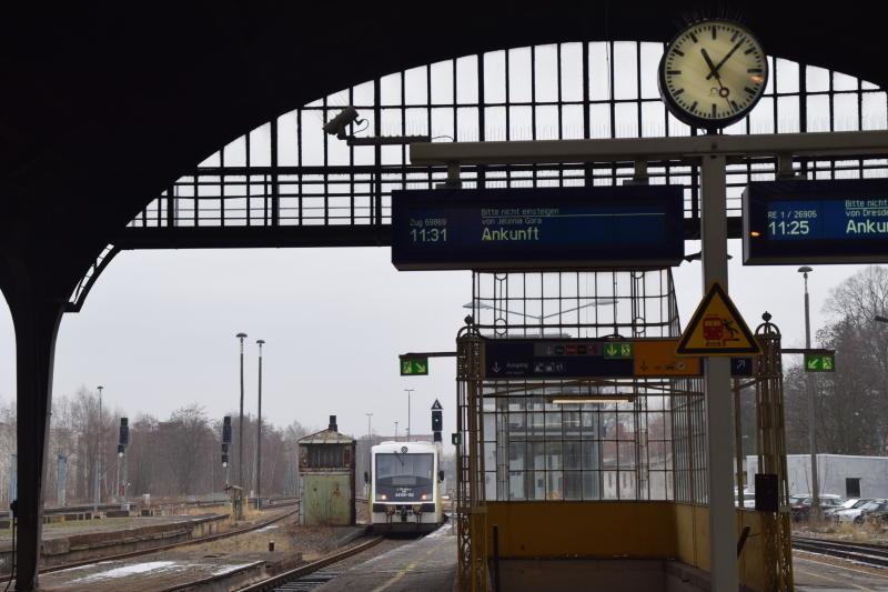 """Unwürdig für """"Europastadt"""": Es fahren Züge ins Nirgendwo"""