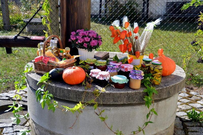 Herbstmarkt in Seeligstadt