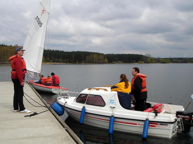 Neue Bootsführerscheinkurse beginnen im Februar