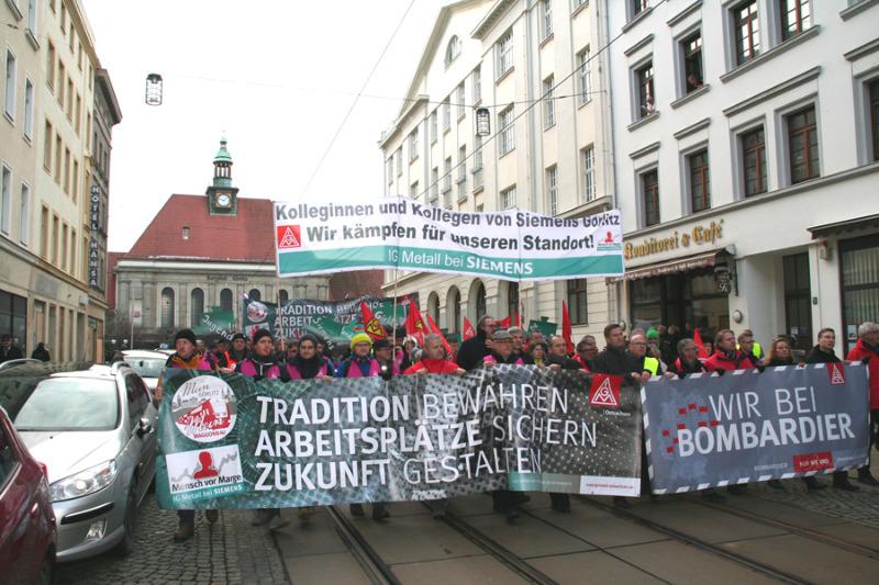 Siemens-Standort Görlitz gerettet