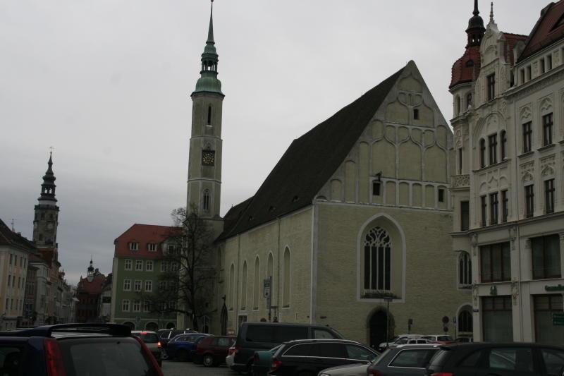 Böhme-Erbe in der Dreifaltigkeitskirche