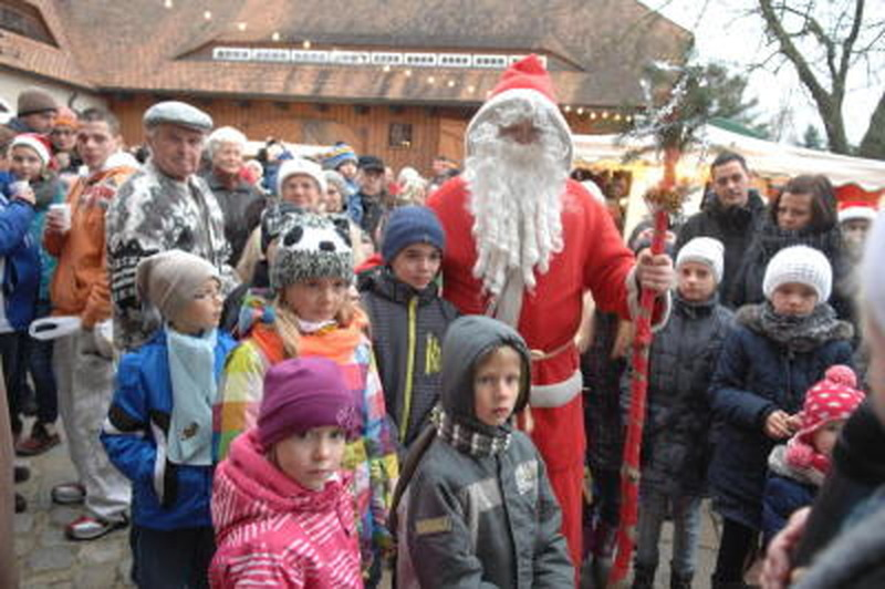 Der Eibauer Weihnachtsmarkt ist eine Nummer größer