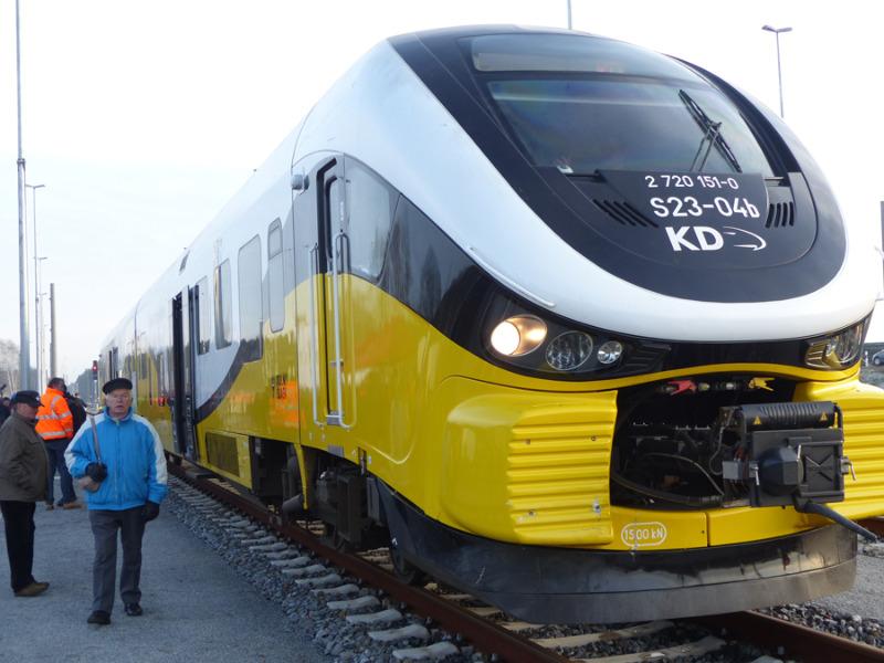 Züge rollen wieder von Horka nach Polen