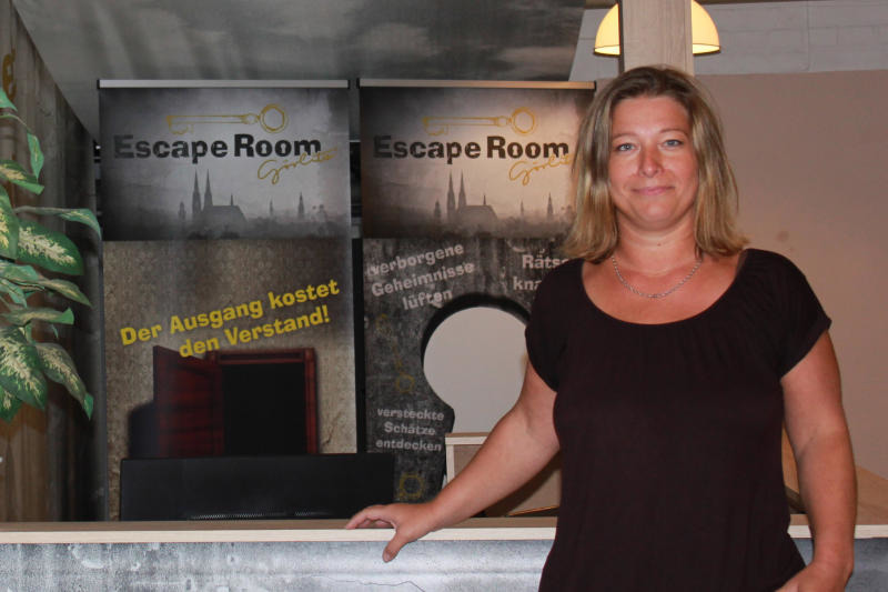Rätsel knacken im Escape Room