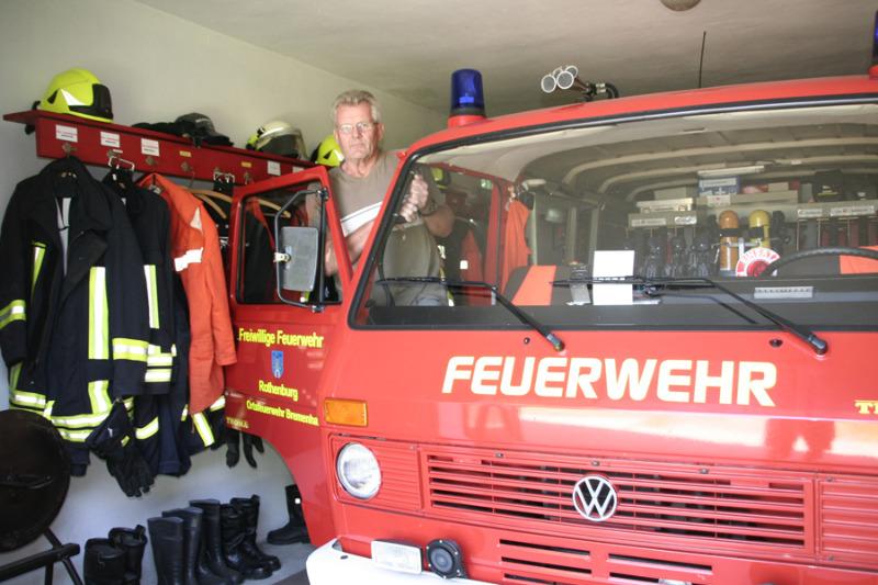 130 Jahre Feuerwehr, aber wie lange noch?