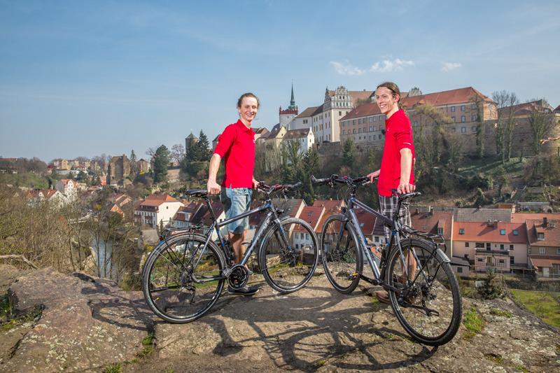 Zwei Fahrräder, 365 Tage und 20.000 Kilometer bis China