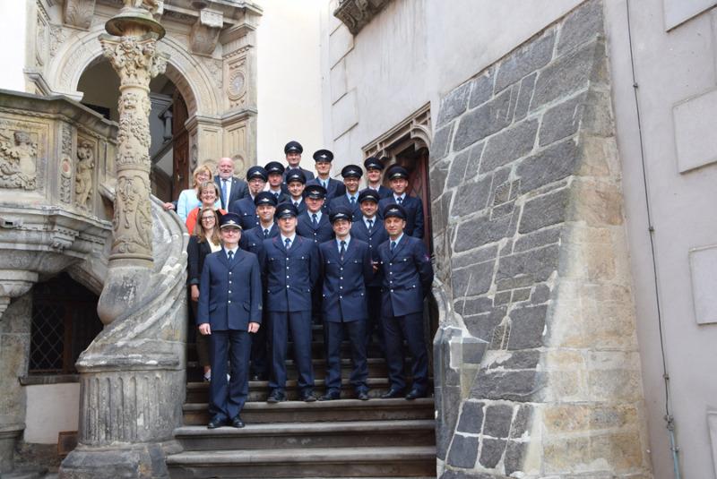 Sächsische Feuerwehren treffen sich in Görlitz