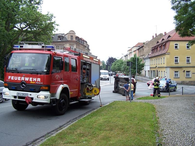 Bei der Feuerwehr  ist das Maß voll!