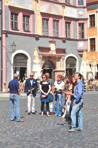 Tourismus-Boom: Gästeführer gefragt