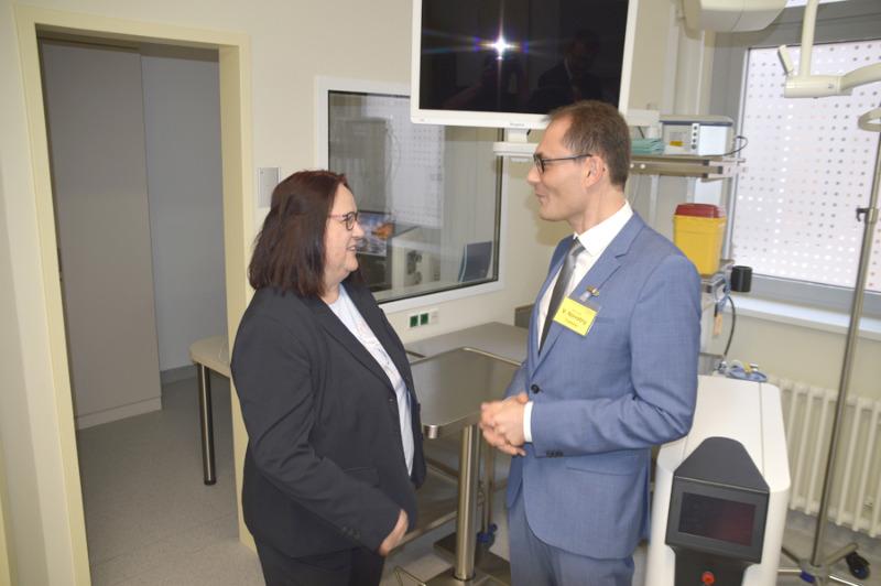 Investition in die Görlitzer Urologie