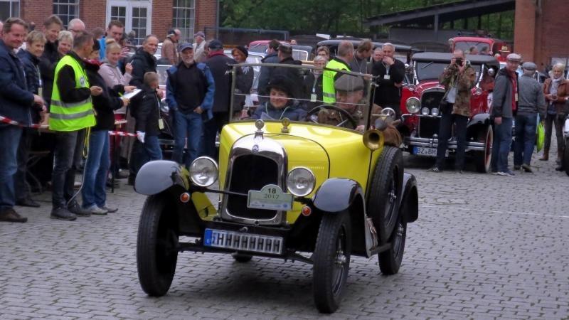 15. Oldtimer-Rallye startet