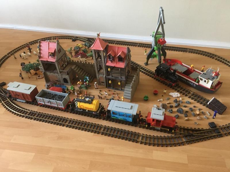 Playmobilwelten faszinieren Groß und Klein
