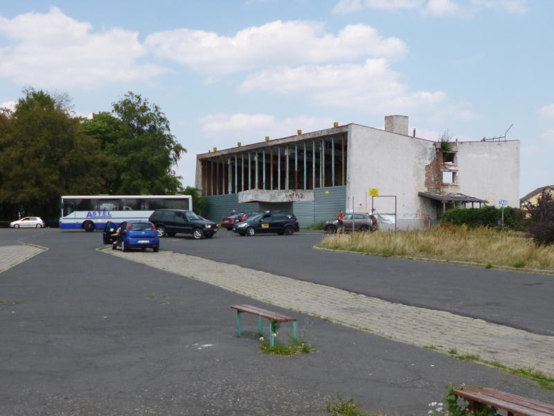 Neuer PKP-Bahnhof symbolisiert das Bahnfiasko