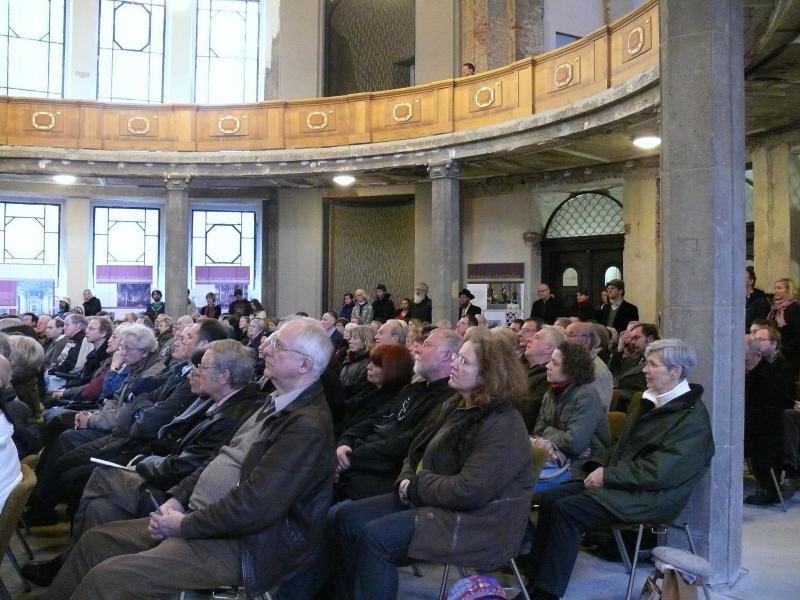 Jüdische Gottesdienste im Kulturforum