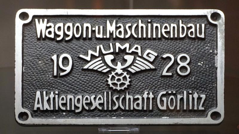 Der Waggonbau in Schlesien