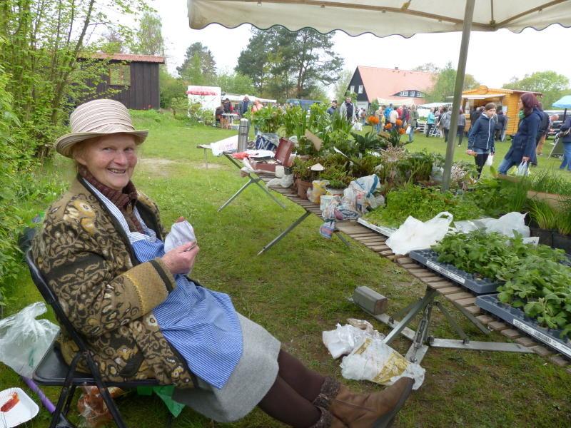 Gartenfreunde haben ihren Treff in Rietschen