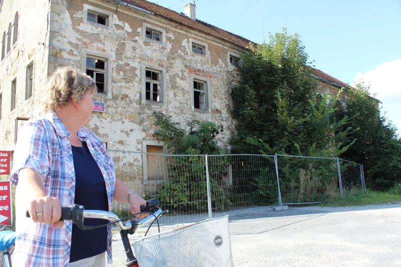 Ruinöser Gasthof sorgt für Ärger