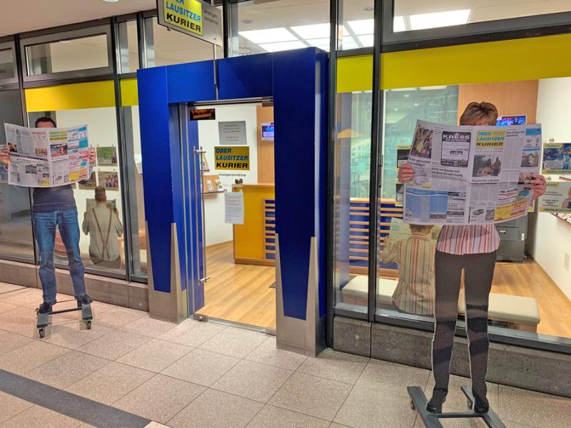 In eigener Sache: Geschäftsstellen bleiben geschlossen