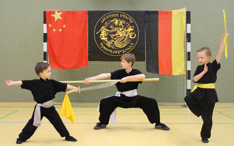 Auf der Spur der Shaolinmönche