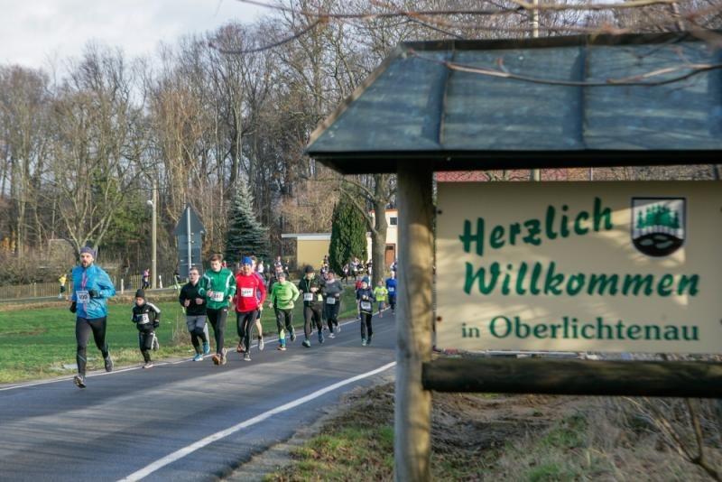 Silvesterlauf mit neuem Teilnehmerrekord