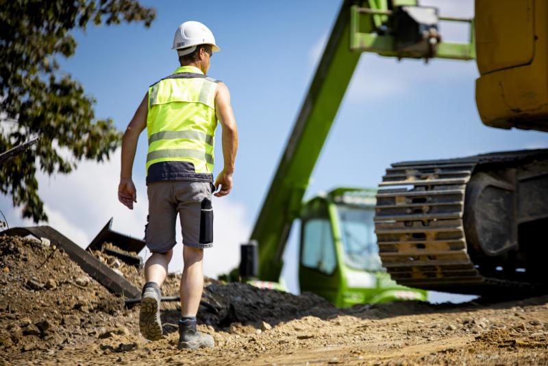 IG Bau: Branche droht Fachkräftemangel