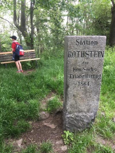 Auf dem Gipfel des Niederschlesischen Kuriers