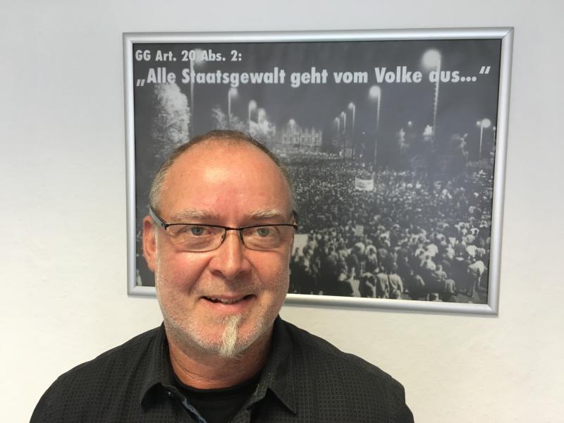 Erstaunt über die Nähe von Grünen und CDU