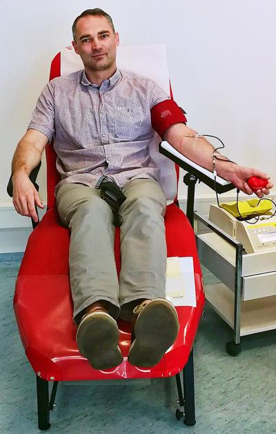 Blutspenden sind derzeit besonders wichtig