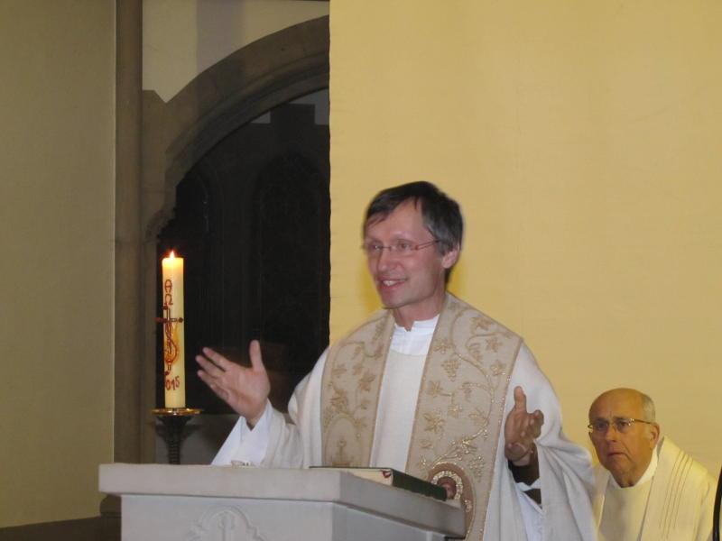 Die Pfarreien schließen sich zusammen