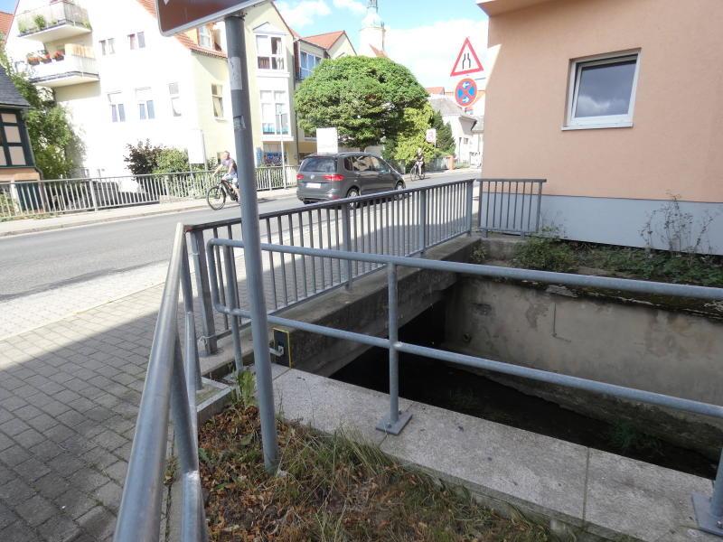 Brückenbau in Pulsnitz