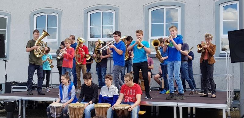 Musikschule geht an den Start