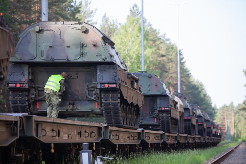 Militärkonvois rauben Menschen rund um Bautzen den Schlaf
