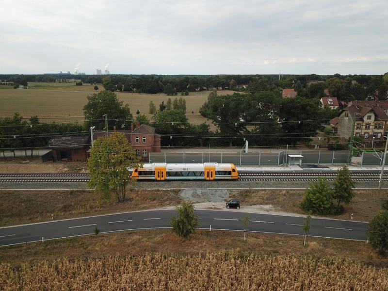 Zunächst 50, später 170 Züge täglich?