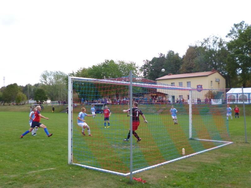 Kreispokalfinale am 11. in Wiesa